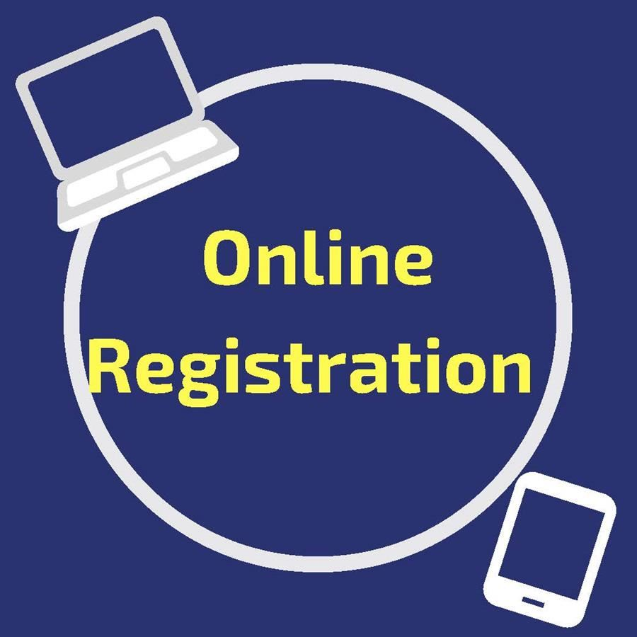 Online Registration Now Active