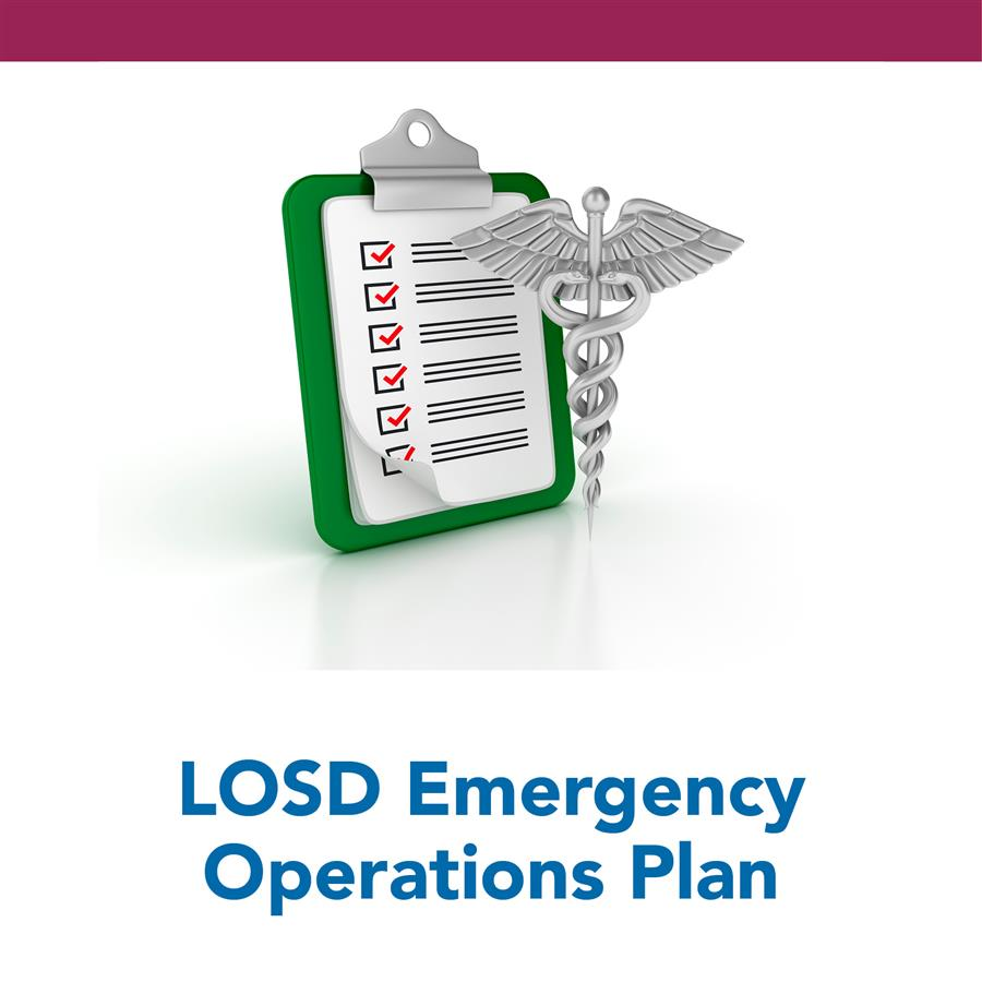 LOSD — Emergency Operations Plan
