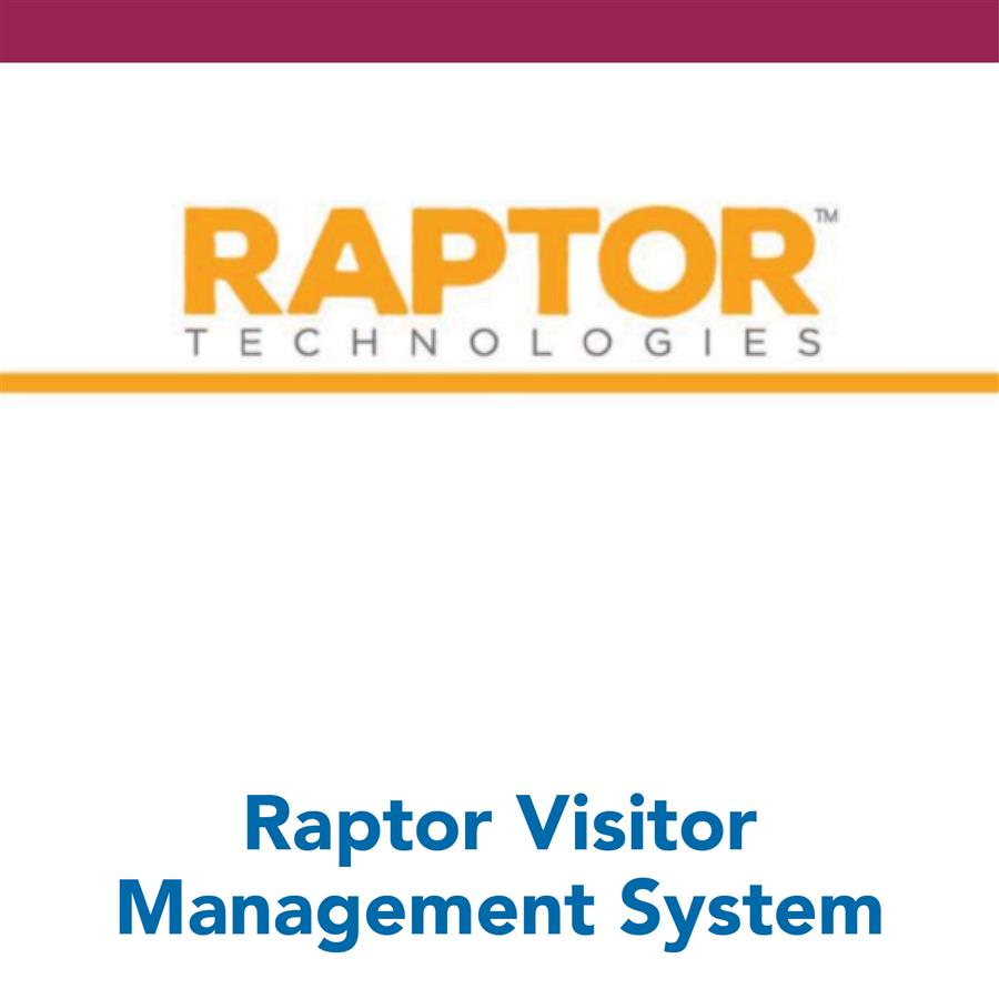 Raptor Visitor Management System