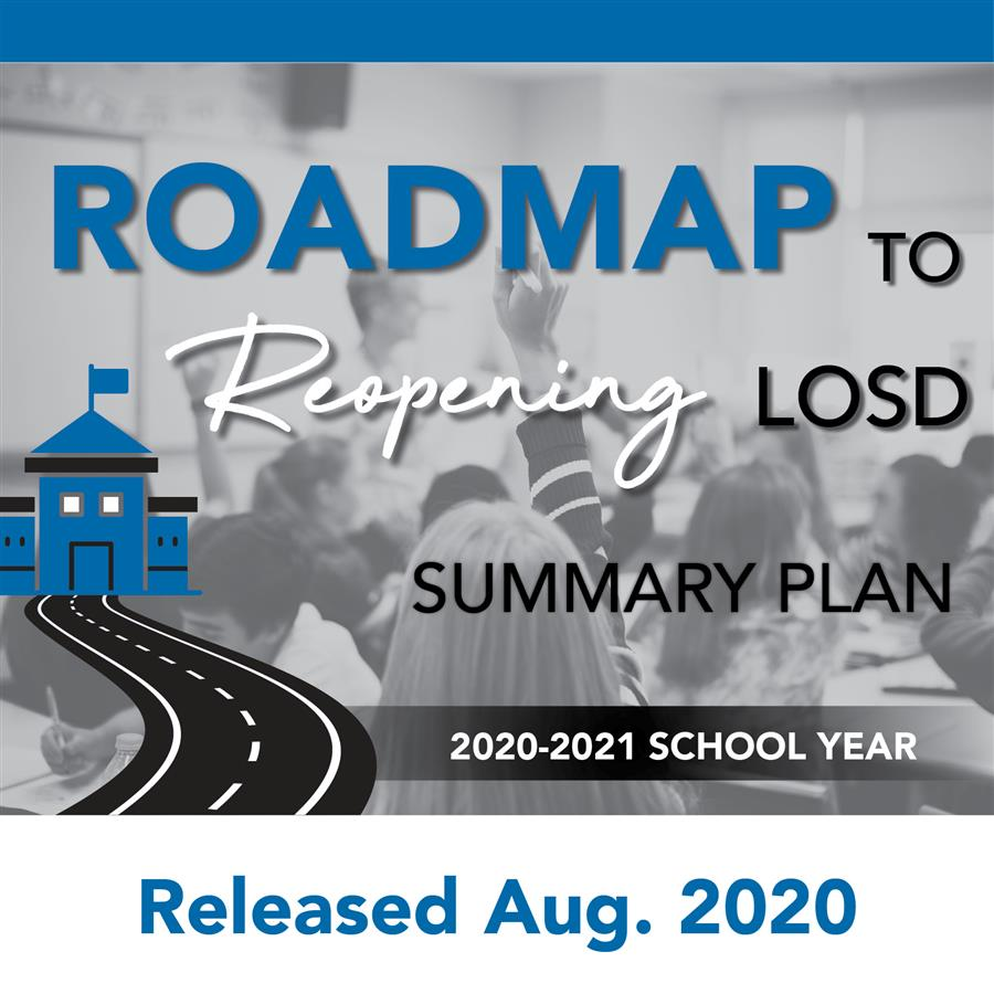 LOSD Reopening Plan Summary Aug. 2020