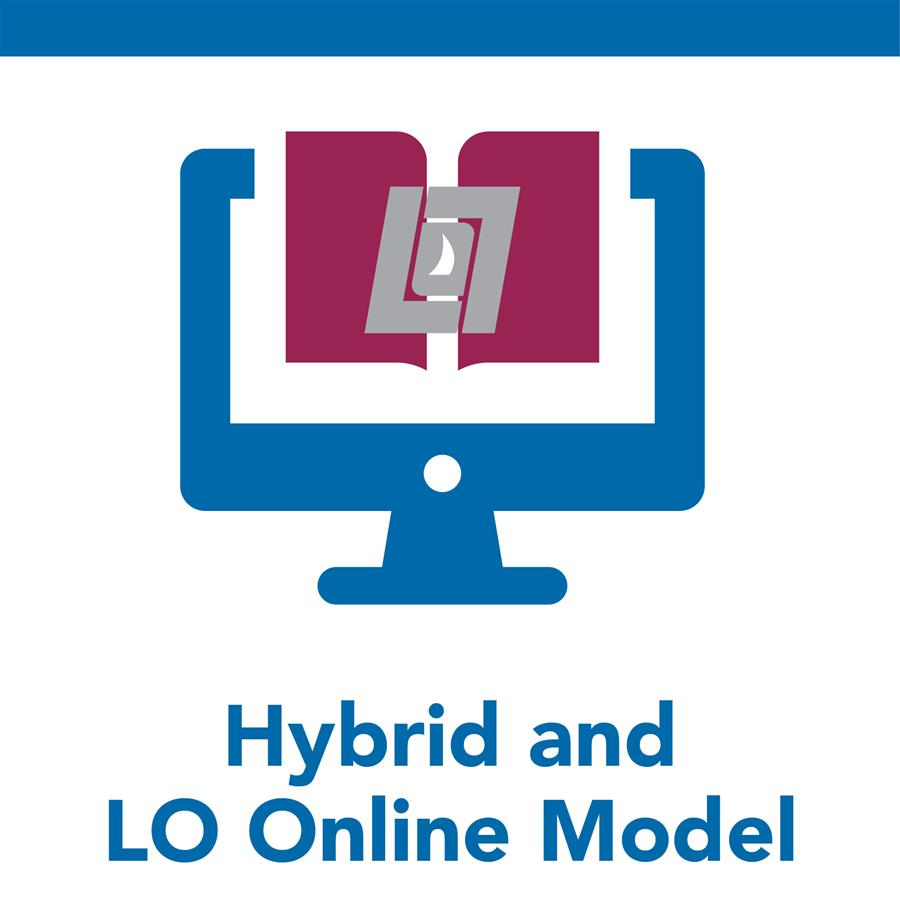 Hybrid and LO Online Model