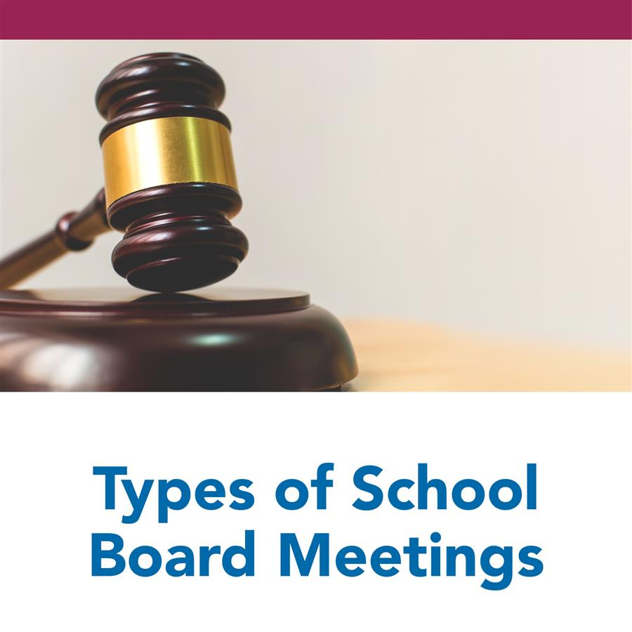 About school Board Meetings