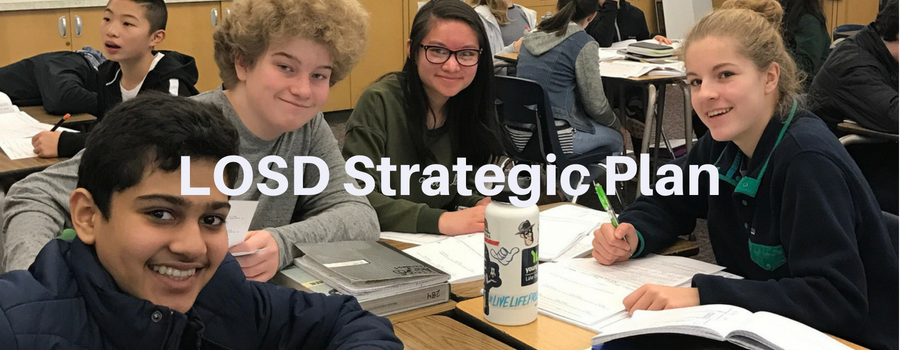 LOSD Strategic Plan