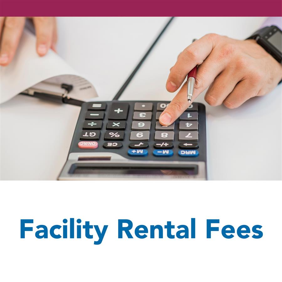 Facility Rental Fees