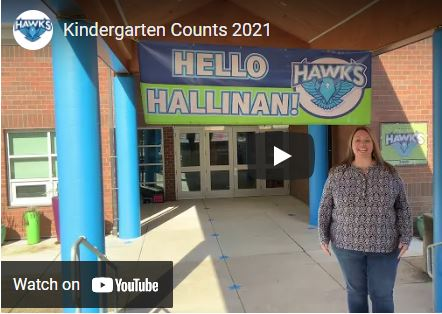 Hallinan Kindergarten Counts 2021-22